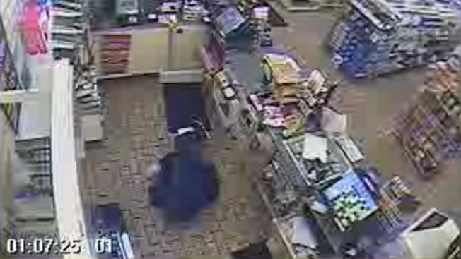 Armed Robber Fell Flat on Back at 7-Eleven: Broward Sheriff's Office