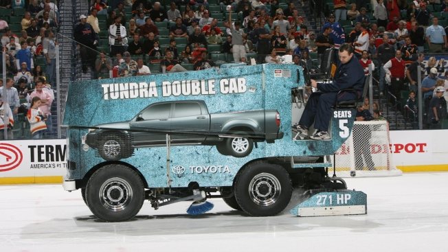 Odorless Zamboni To Attract Free Agents