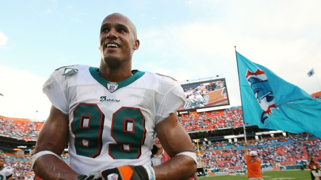 Jason Taylor is Coming Home