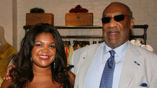 Bill Cosby's Daughter Defends Her Embattled Dad