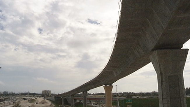 4 New Ramps or Bridges at Palmetto Expressway-Dolphin Expressway Interchange Opening Sunday