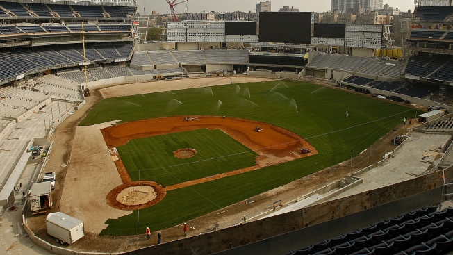 Grass Is Newest Source of Yankee Green