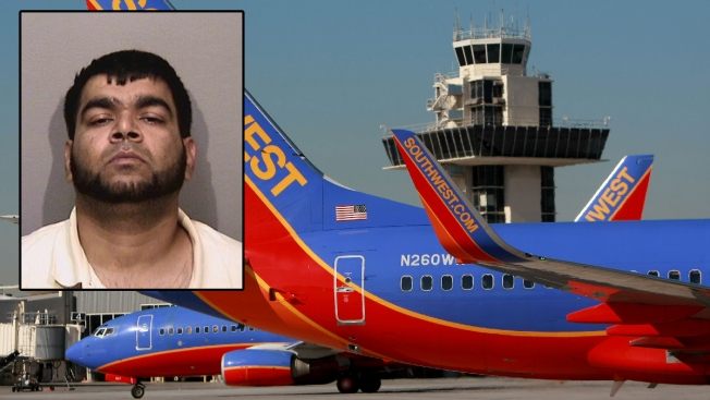 Maryland Man Arrested at Calif. Airport Over Bomb Threat