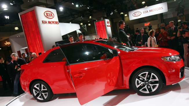 Kia Recalls Over 500K Vehicles; Air Bags May Not Inflate