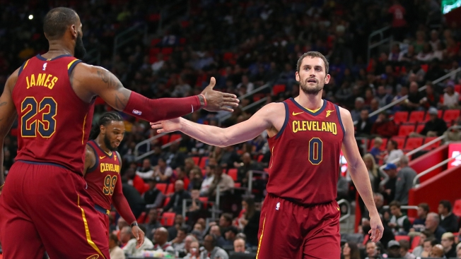 NBA Star Kevin Love Discloses Bouts With Panic Attacks, Mental Health