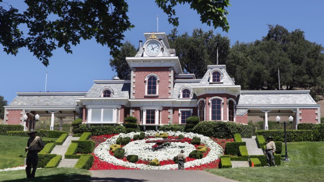 Michael Jackson's Neverland Ranch Back on Market for $67M