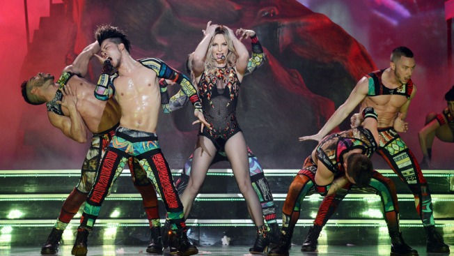 Britney Spears' Las Vegas Residency a Departure