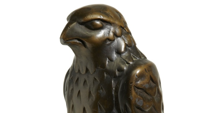 """Maltese Falcon"" Figure Sells for More Than $4 Million"