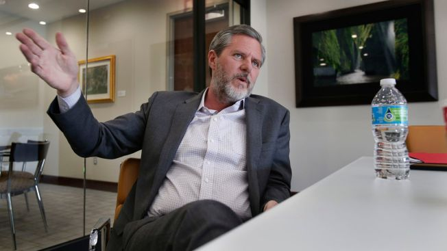 Jerry Falwell Jr. Asked to Lead Trump Higher Education Task Force