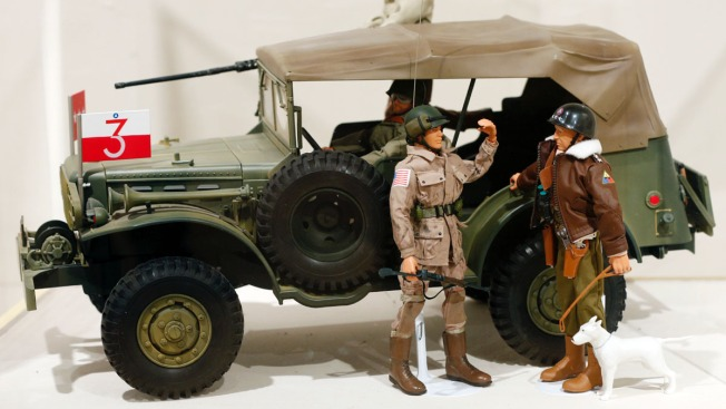 GI Joe, the World's First Action Figure, Turns 50