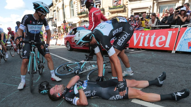 British Sprinter Cavendish Pulls Out of Tour