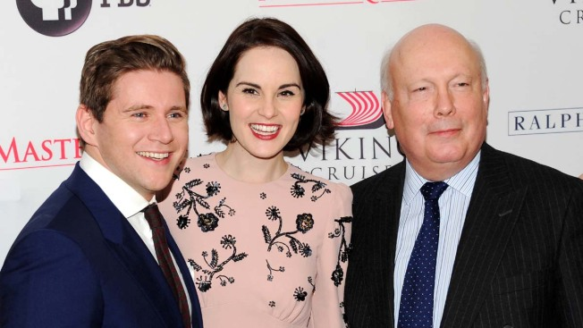 """Downton Abbey' Stars Talk American Success, Fans"