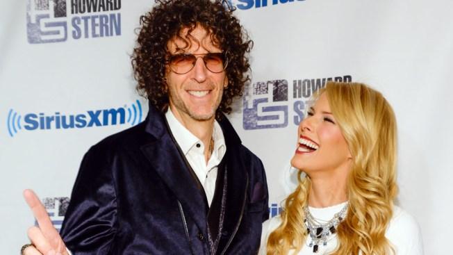 Howard Stern Marks 60th Birthday With Radio Bash