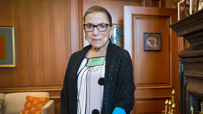 Justice Ginsburg 'Can't Imagine' US With Trump as President