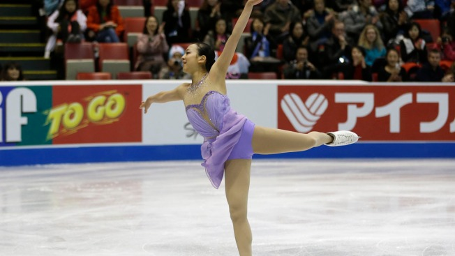 Mao Asada Wins Skate America Women's Title
