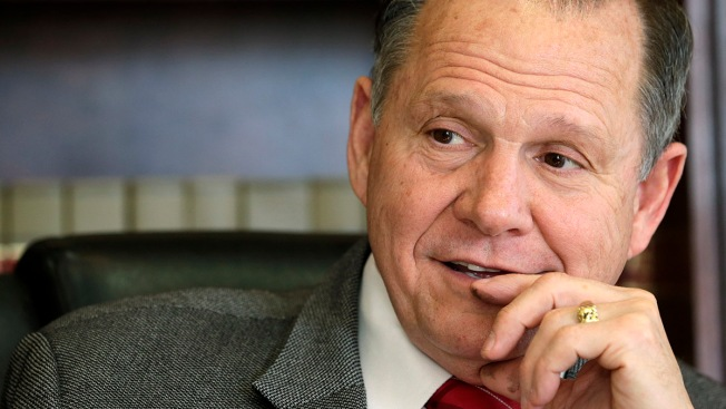 Alabama GOP Senate Candidate Uses Racial Slurs in Speech
