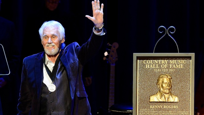 Kenny Rogers Admitted to Hospital, Treated for Dehydration