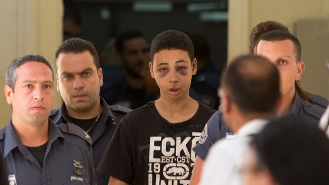 American Teen Beaten in Mideast Talks About Ordeal
