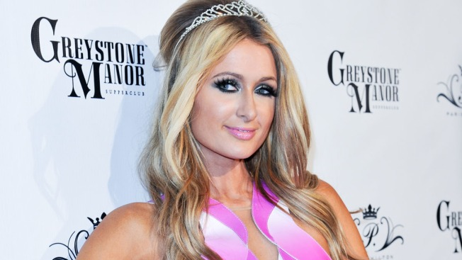 Paris Hilton Unveils Beach Club in Manila