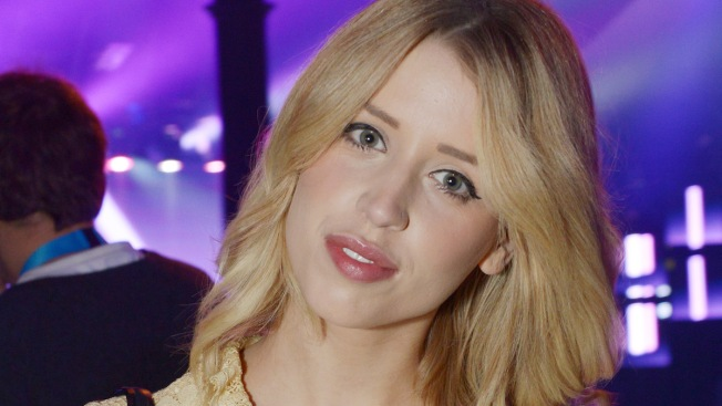 UK Police Probing Unexplained Peaches Geldof Death