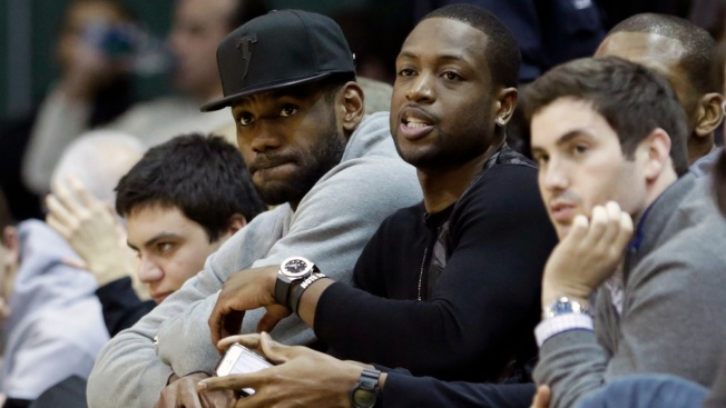 Miami Falls to No. 18 Duke, 67-46, at Game Attended by LeBron James, Dwyane Wade and Kobe Bryant