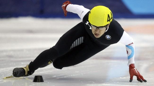 Celski, Smith Clinch 2nd Olympic Short Track Spots
