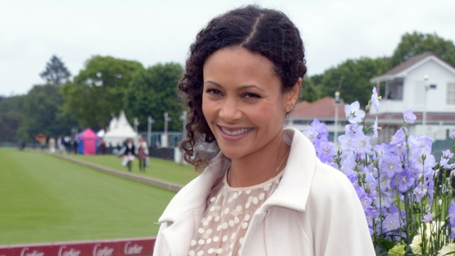 Thandie Newton Gives Birth to Son Booker Jombe