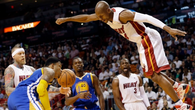Miami Heat Defeated by Golden State Warriors, 123-114