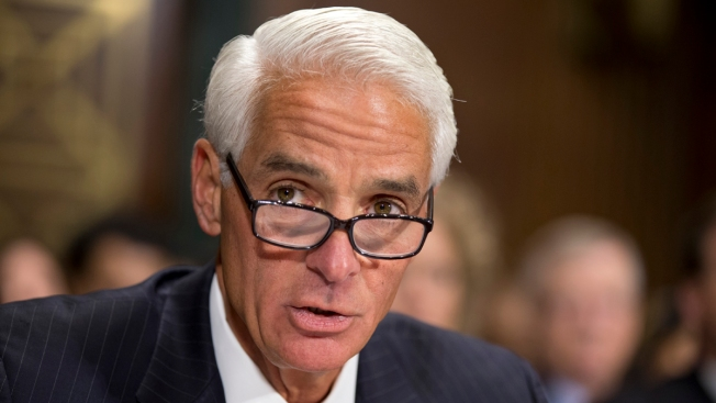 Ex-Gov. Crist Leads Gov. Scott by 7 Points in New Quinnipiac Poll