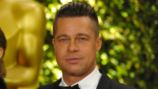 Brad Pitt Turns 50, Gets Mock AARP Cover