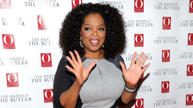 Oprah's Yard Sale Revealed