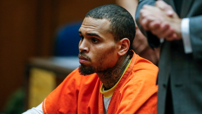 """Bad Day"" in Rehab Costs Chris Brown His Freedom"