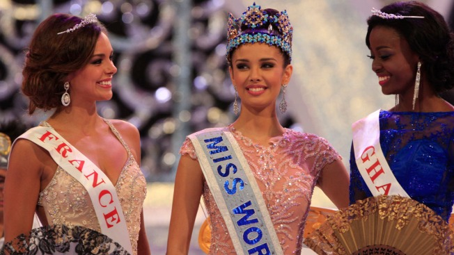 Miss Philippines Wins Miss World in Indonesia
