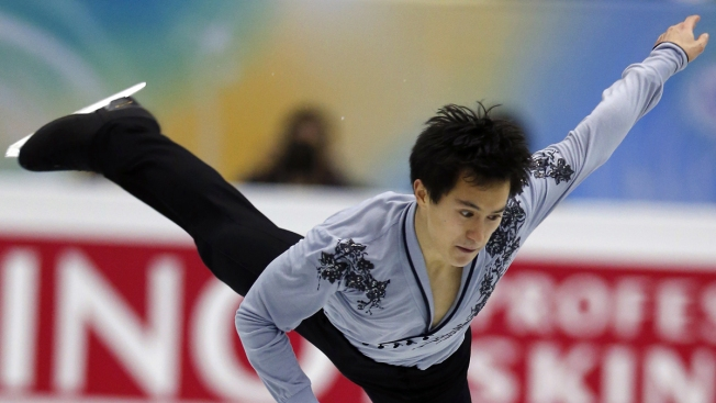 Patrick Chan Wins 7th Straight Canadian Title