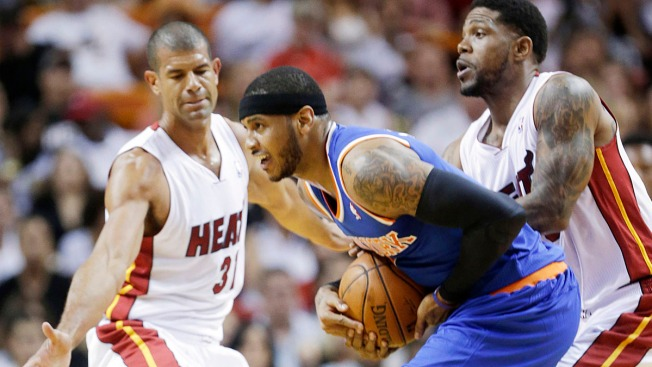 Report: Carmelo Anthony Opts Out of Knicks Contract
