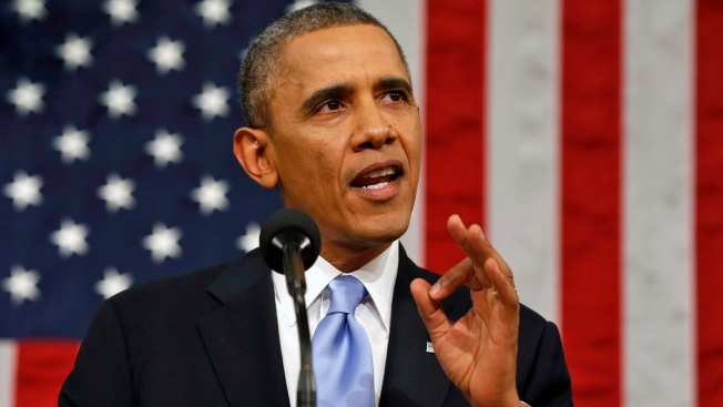 Read: Full Transcript of President Barack Obama's State of the Union Address