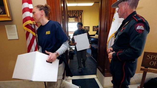 Rhode Island Speaker to Step Down After FBI Raids