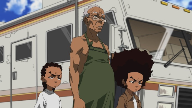 """The Boondocks"" Back for Final ""Offensive"" Season"