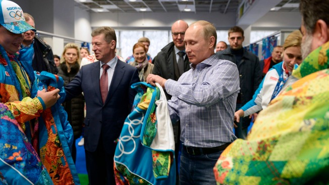 Putin Backs Off Sochi Demonstrations Ban