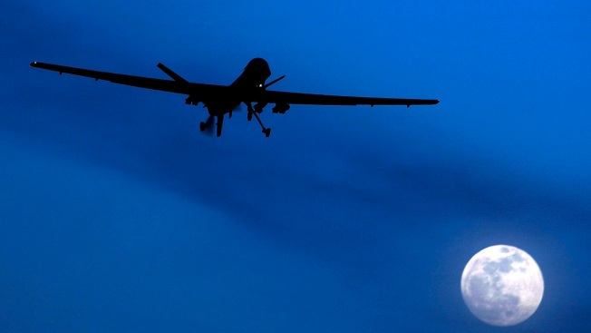 Air Force: Bad Controller Caused Florida Drone Crash