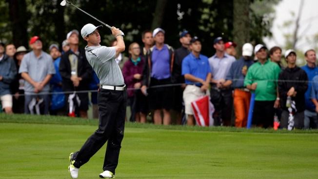 McIlroy Leads PGA By a Stroke; It Seems Like More