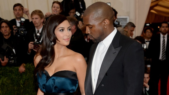 Kim Kardashian, Kanye West and the Lavish Celebrity Wedding Set