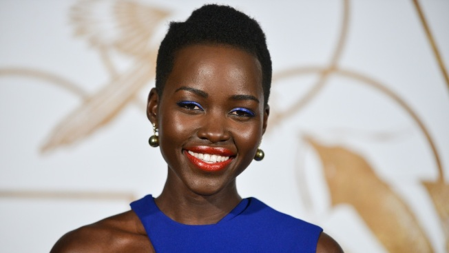 Lupita Nyong'o Tapped as New Face for Lancome