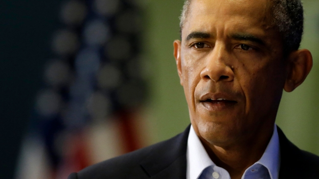 Suspect in Custody After Possible Threat Against Obama