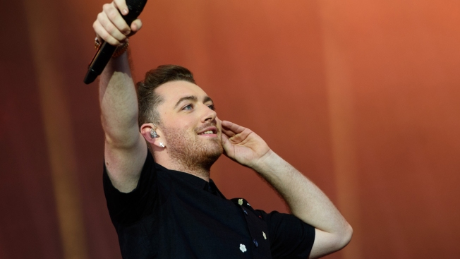 Sam Smith Sings New James Bond Theme Song for 'Spectre'