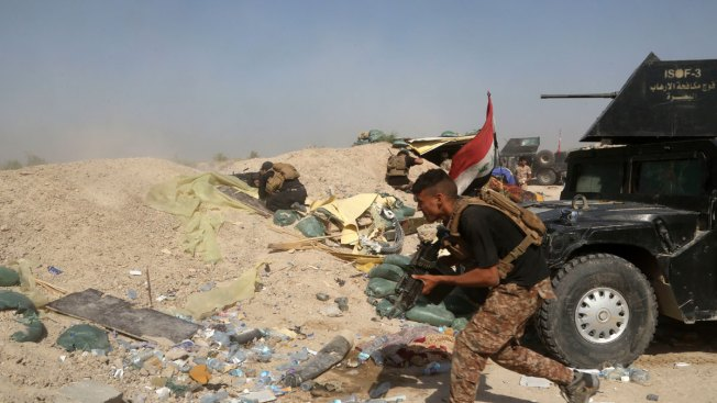 Iraq: Triple Suicide Attack North of Baghdad Kills 11 Troops