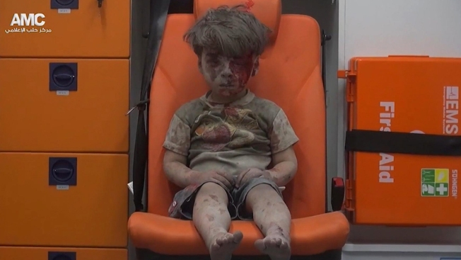 Brother of Omran Daqneesh, Boy Who Became the Symbol of Syria's Suffering, Dies