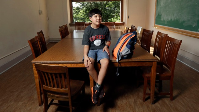 12-Year-Old Boy From NY is Cornell's Youngest Freshman Ever