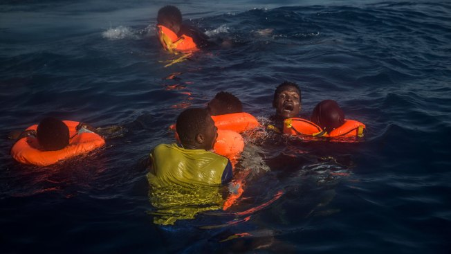 Over 4650 Saved, 28 Drown in 1 Day Trying to Reach Europe