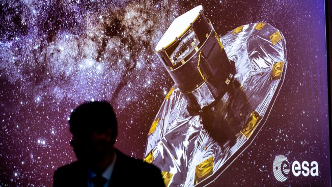 Space Agency to Map 1 Billion Stars in Milky Way